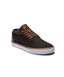LAKAI GRIFFIN MID WEATHER TREATED COFFEE OILED SUEDE ΠΑΠΟΥΤΣΙΑ