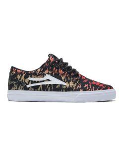 Lakai Griffin Multi Print Canvas Men's Shoes