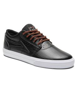Lakai Griffin Wt Black Men's Shoes