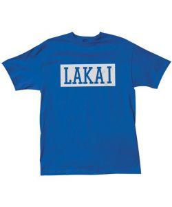 Lakai Knockout Ανδρικό T-Shirt Royal