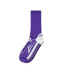 Lakai Manchester Crew Purple Κάλτσες