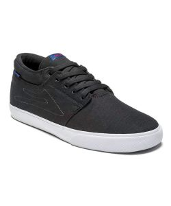 LAKAI MARC BLACK CANVAS ΠΑΠΟΥΤΣΙΑ