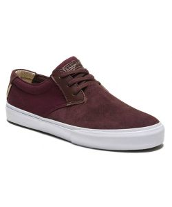 Lakai MJ Mahogany Suede Men's Shoes