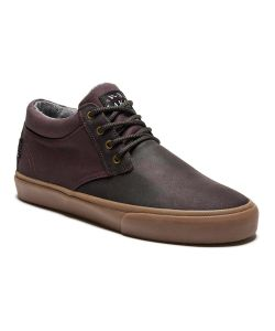 Lakai MJ Mid Wt Espresso Men's Shoes