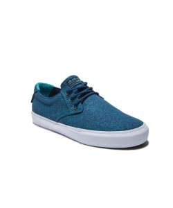 Lakai MJ Turquoise Canvas Men's Shoes