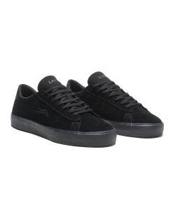Lakai Newport Black/Black Suede Men's Shoes