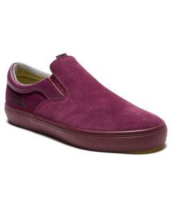 Lakai Owen Burgundy Suede Men's Shoes