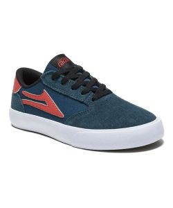 LAKAI PICO INK BLUE SUEDE SHOES