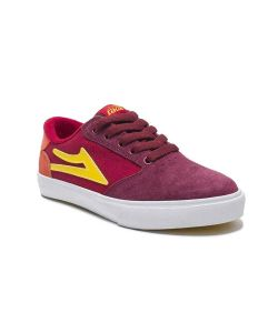 LAKAI PICO RED/ORANGE SHOES