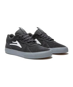 Lakai Proto Vulc Charcoal Suede Men's Shoes