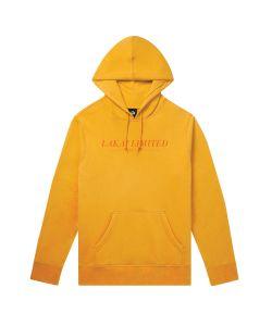 Lakai Simple Electric Orange Men's Hoodie