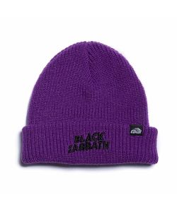 Lakai X Black Sabbath Purple Beanie