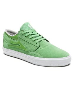 Lakai X Girl Griffin Green Suede Men's Shoes