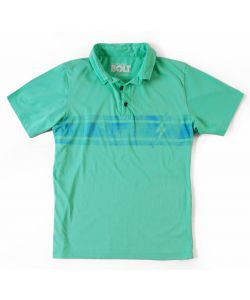Lightning Bolt Shadow Bolt Spring Bud Men's Polo