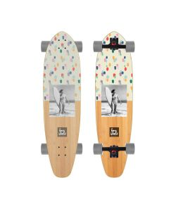 Long Island Alissa 37.5'' Kicktail Longboard