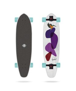 Long Island Fly Kicktail 36'' Longboard