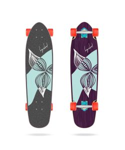 Long Island Leaves Cruiser 31.25'' Longboard