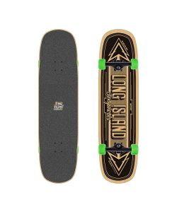 Long Island Multifunct 36'' Freeride Cruiser Longboard