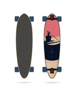 Long Island Mystic Pintail 35'' Longboard
