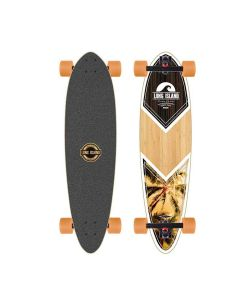 Long Island Nobby Top Mini Pintail 35 Longboard