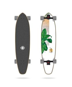 Long Island Pahoa Kicktail 37'' Longboard
