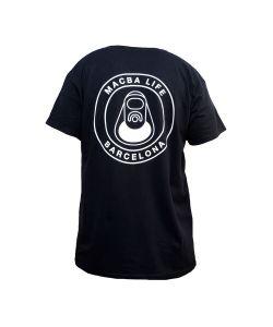 Macba Life Og Logo Black Men's T-Shirt
