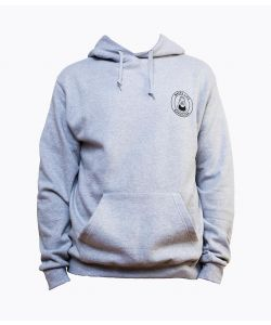 Macba Life Og Logo Heather Grey Men's Hoodie
