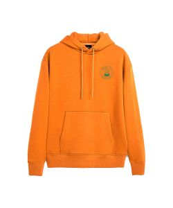 Macba Life OG Logo Orange Men's Hoodie