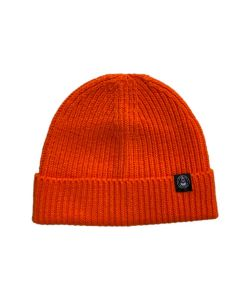Macba Life OG Logo Orange Beanie