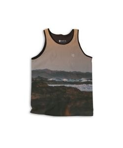 Matix Beached Black Men's Tank