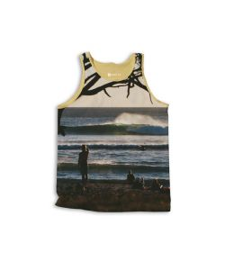 Matix Beached Yellow Men's Tank
