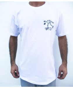 MICROXTREME NEW PUZZLE WHITE T-SHIRT