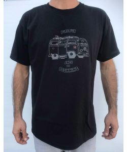 Microxtreme Van Black Men's T-Shirt