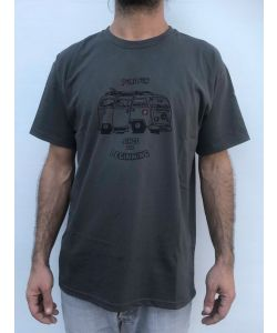 Microxtreme Van Grey Men's T-Shirt