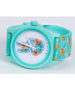 Neff  Daily Wild Turquoise Reduck White Watch