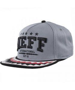 Neff  Navy Nautical Snapback Grey Καπέλο
