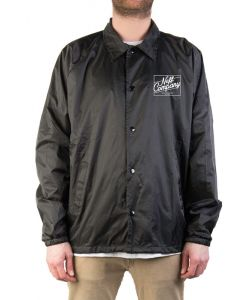 Neff Batterd Coaches Black Windbreaker