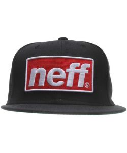 Neff Block Black Hat