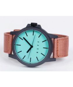 Neff Carbine Turquoise Copper Watch