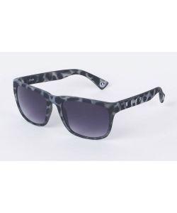 Neff Chip  White Tort Rubber Smoke Sunglasses