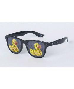 Neff Daily Lens Print Gloss Black Ducky Sunglasses