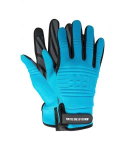 NEFF DAILY PIPE GLOVE CYAN