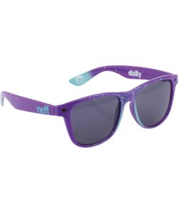 Neff Daily Purple Splash Sunglasses