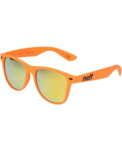 Neff Daily Shades Orange Rubber Γυαλιά Ηλίου