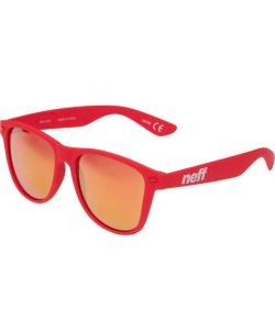 Neff Daily Shades Red  Rubber Γυαλιά Ηλίου