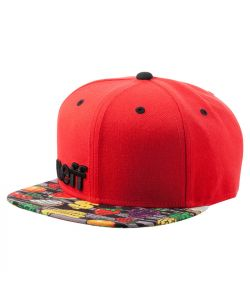 Neff Daily Snapback Hard Fruit Hat