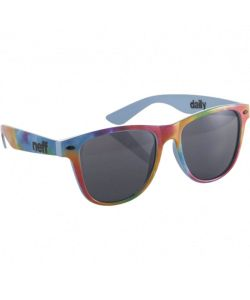 Neff Daily Tie Dye Sky Sunglasses