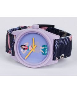 Neff Daily Wild Charcoal Floral Watch