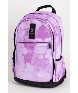 NEFF DAILY XL PRINTS VIOLET BLEACH BACKPACK