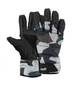Neff Digger Glove Camo